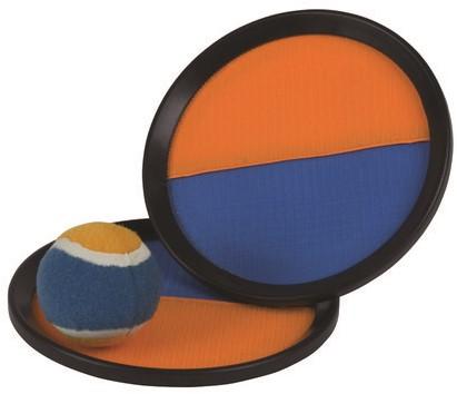 Vangspel - Oranje/Blauw