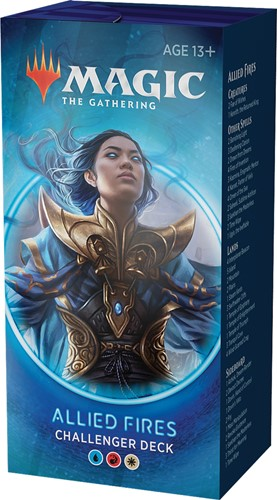 Magic The Gathering - Challenger Deck 2020 Allied Fires