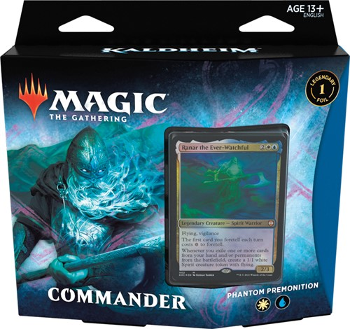 Magic The Gathering - Kaldheim Commander Deck