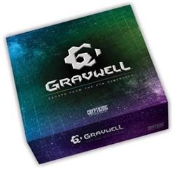 Gravwell Escape from the 9th Dimension Boardgame