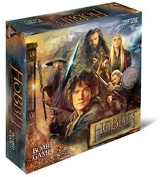 The Hobbit - Desolation of Smaug Boardgame
