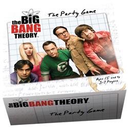 The Big Bang Theory Party Game