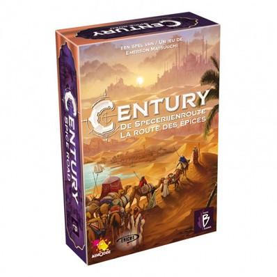 Century - De Specerijenroute-1