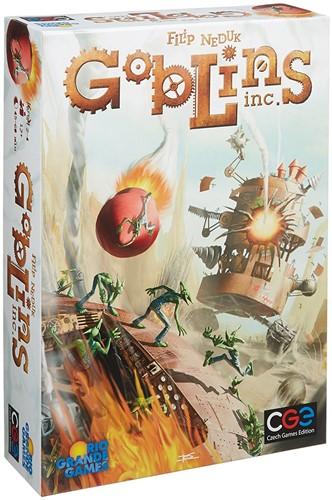 Goblins Inc. - Bordspel