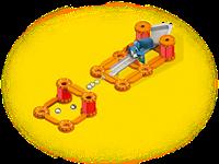 Geomag Mechanics - Challenge (95 delig)-2