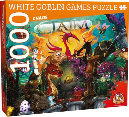 Claim - Chaos Puzzel (1000 stukjes)
