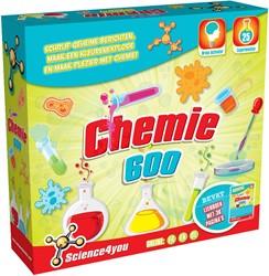 Chemie 600 - 25 experimenten