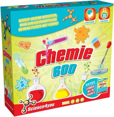 Chemie 600 - 25 experimenten-1