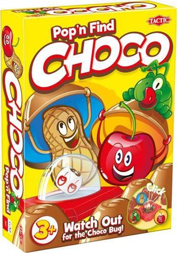Pop'n Find - Choco