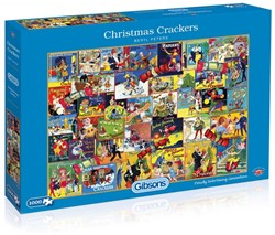Christmas Crackers Puzzel (1000 stukjes)