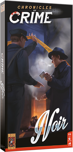 Chronicles of Crime - Noir Uitbreiding