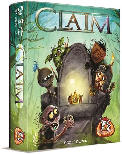 Claim - Kaartspel (demo spel)