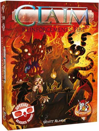 Claim - Reinforcements Fire