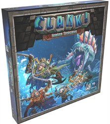 Clank! - Sunken Treasures