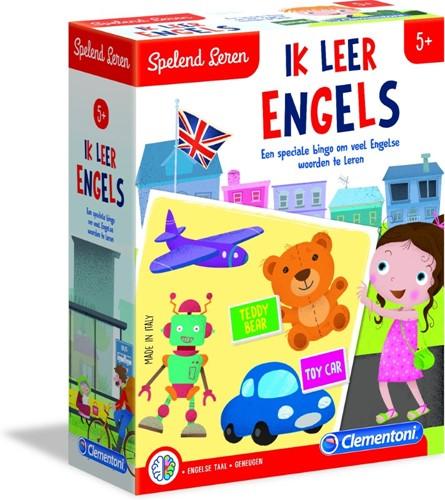 Spelend Leren - Ik leer Engels
