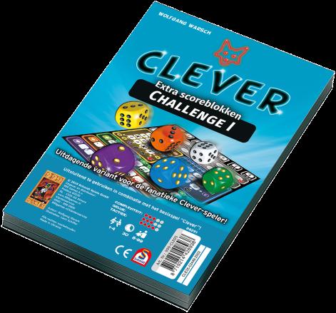 Clever - Challenge Scoreblok