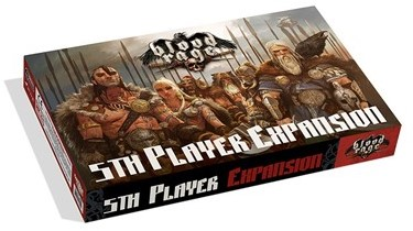 Blood Rage - 5th Player Expansion-1
