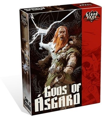 Blood Rage - Gods of Asgard-1