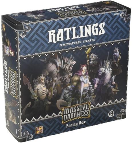 Massive Darkness Ratlings Enemy