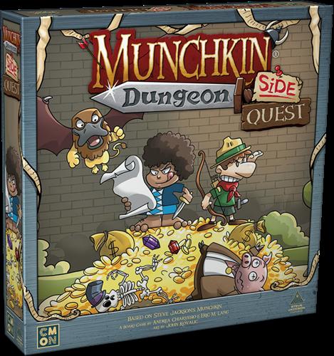 Munchkin Dungeon - Side Quest