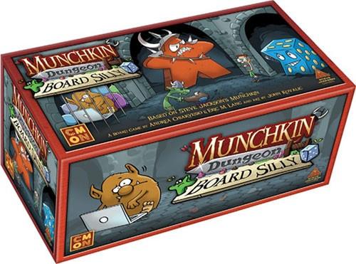 Munchkin Dungeon - Board Silly