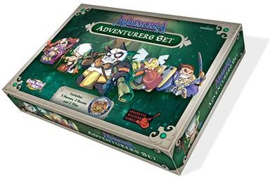 Masmorra - Dungeons Of Arcadia Adventurers Set