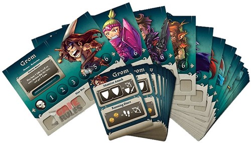 Masmorra - Dungeons Of Arcadia - Crossover Kit