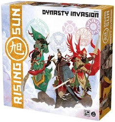 Rising Sun - Dynasty Invasion Expansion