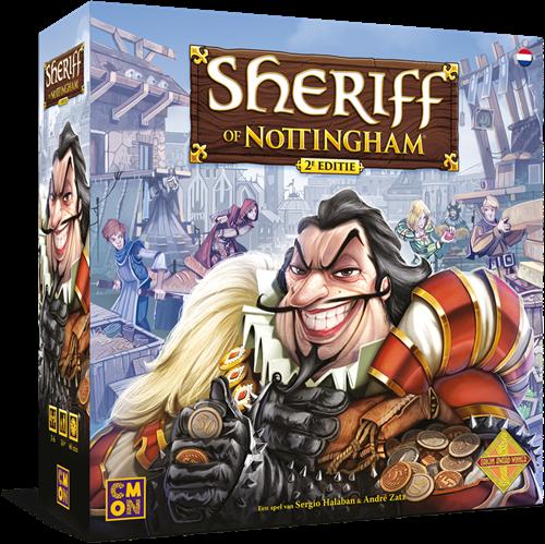 Sheriff of Nottingham 2e Editie NL