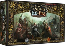A Song of Ice & Fire Stark vs Lannistar Starter Set