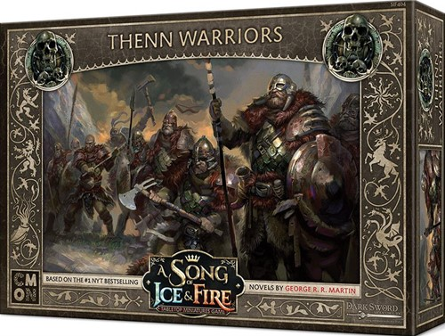 A Song of Ice & Fire - Thenn Warriors