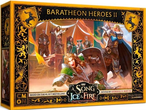 A Song of Ice & Fire - Baratheon Heroes box 2