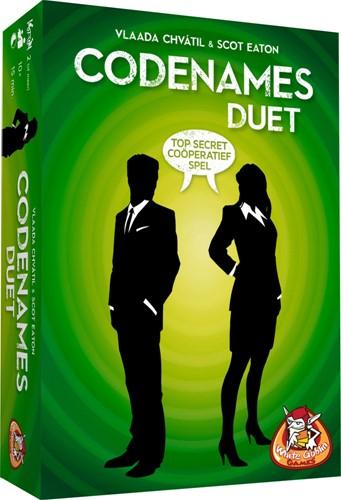 Codenames - Duet (demo spel)