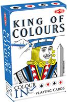 Colour-In Speelkaarten - King/Queen of Colours-1