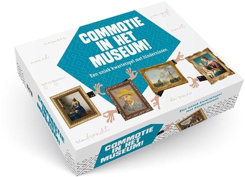 Commotie in het Museum - Kwartet