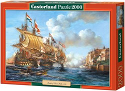 Battle of Porto Bello Puzzel (2000 stukjes)