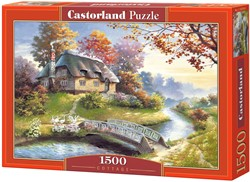 Cottage Puzzel (1500 stukjes)
