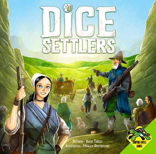 Dice Settlers (NL versie)