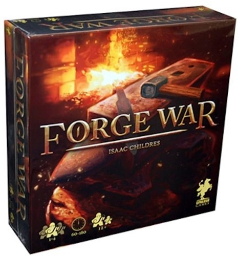 Forge War - Second Print