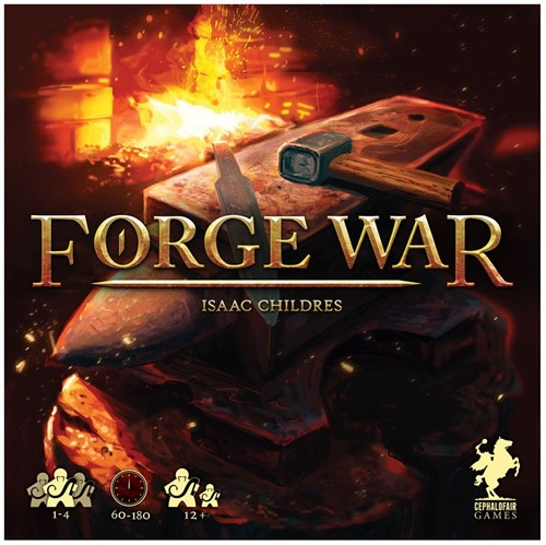 Forge War - Second Print
