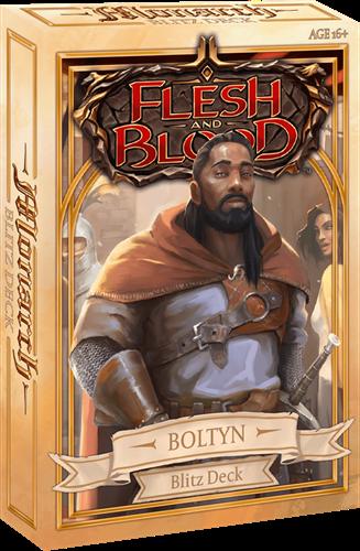 Flesh & Blood TCG - Monarch Blitz Deck Boltyn