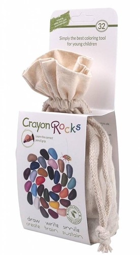 Crayon Rocks - 32 kleuren
