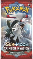 Pokemon Sun & Moon Crimson Invasion - Boosterpack-2