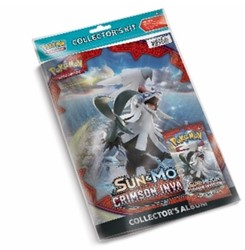 Pokemon Sun & Moon Crimson Invasion - Collector's Kit
