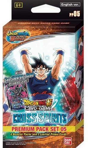 Dragon Ball Super - Cross Spirits Premium Pack