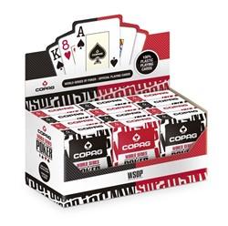Copag World Series of Poker - Speelkaarten (Rood of Zwart)