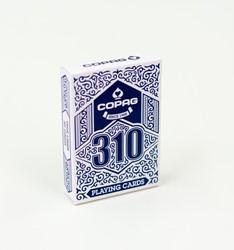Copag 310 - Speelkaarten (Blauw)