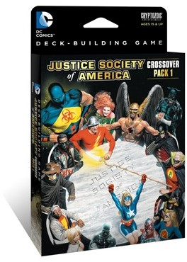 DC Comics Deck Building Game - Crossover Pack #1-1