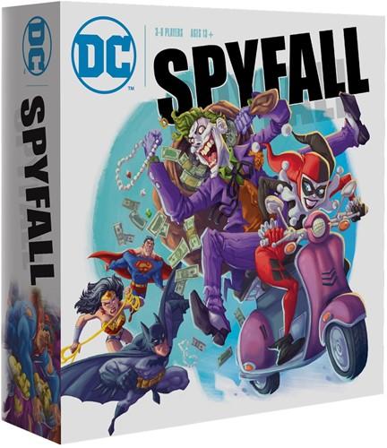 DC Spyfall (Open geweest)