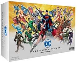 DC Comics - Multiverse Box